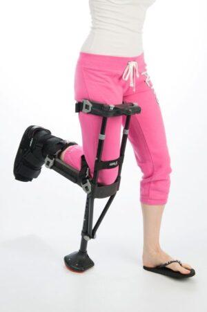 Let alternativ til krykker